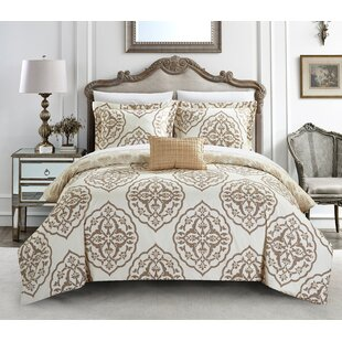 Stonehedge 8 Piece Reversible Duvet Cover set