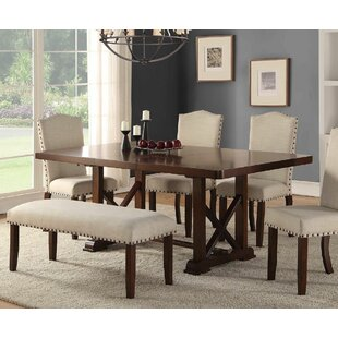 Amelie II 6 Piece Dining Set Infini Furnishings