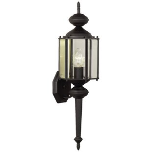 Whitestown 1-Light Outdoor Sconce