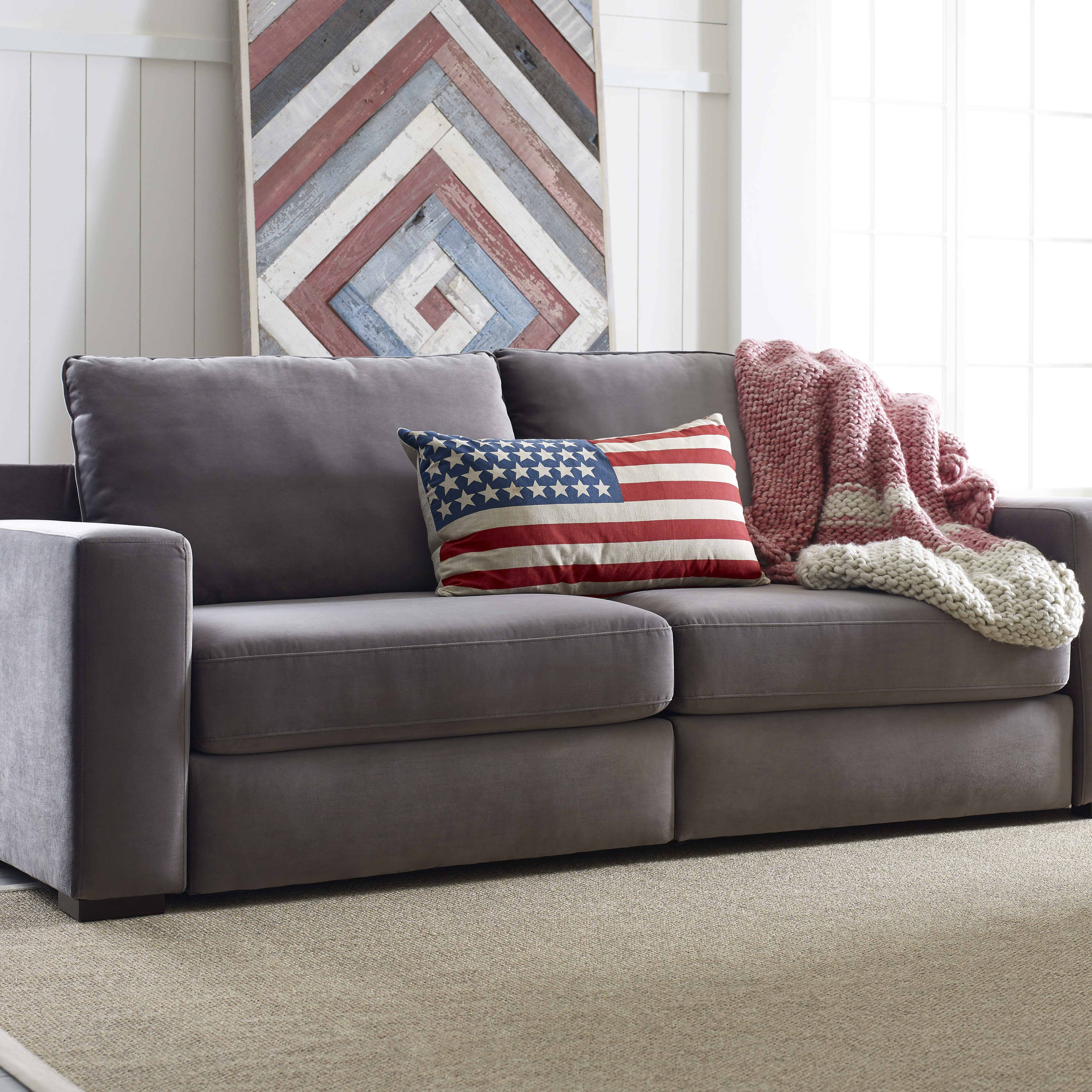 Elyse Low Profile Sofa Reviews Joss