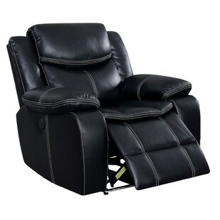 Moundville Holders and Storage Leather Power Recliner Latitude Run