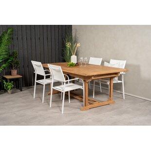 Baek 4 Seater Dining Set Image