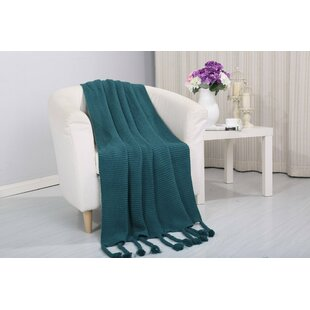 Coggins Classic Woven Knitted Throw