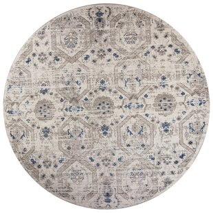 Emmert Ivory Area Rug by Astoria Grand