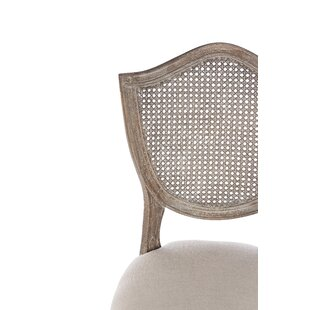 Shield Back Dining Chair