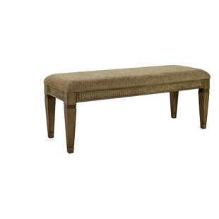 Kingston Isle Upholstered Bench