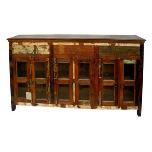 Lottie Rectangular Sideboard Loon Peak
