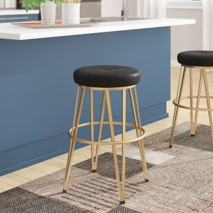 Brierfield Matthews Counter 26 Swivel Bar Stool