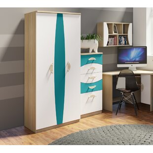 Anissa 4 Piece Bedroom Set By Isabelle & Max