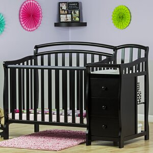 Caso 3-in-1 Convertible Mini Crib