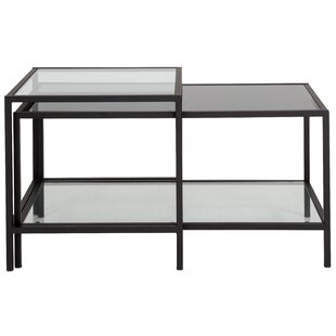 Compare prices Nero Coffee Table by Andover Mills Reviews (2019) & Buyer's Guide