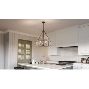 Highland Dunes Hasse 5-Light Pendant