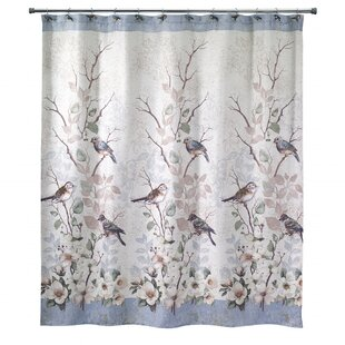 Guerriero Cotton Shower Curtain
