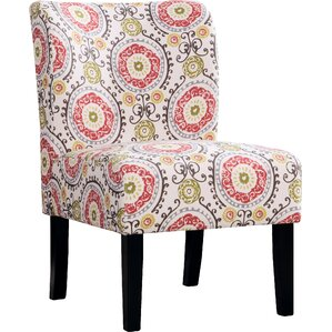 Jerome Slipper Chair by Bloomsbury Market