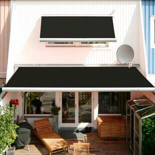 Advaning Luxury Series Electric Retractable Patio Awning