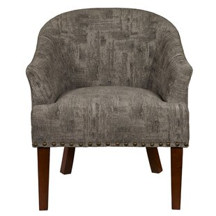 Cedarville Barrel Chair by Gracie Oaks