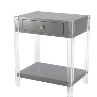 Affordable Carlisle End Table by Mercer41