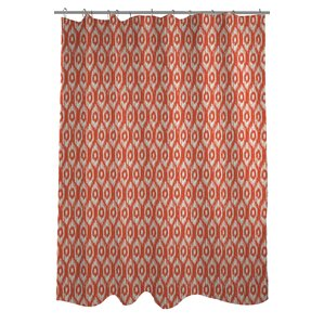 Kelly Ikat Shower Curtain
