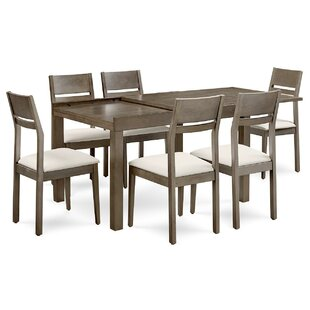 Tucanae 7 Piece Dining Set Brayden Studio