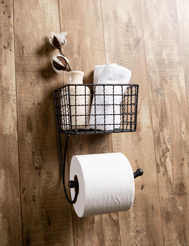 Farmhouse Wall Mount Toilet Paper