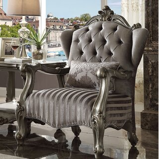 Welton Wingback Chair by Astoria Grand SKU:CB759186 Purchase