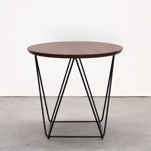 Hager Gina End Table by Ivy Bronx