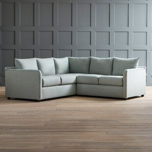 Alice Large Sectional by AllModern Custom Upholstery Today Only Sale