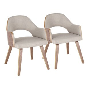 Gard Upholstered Dining Chair (Set of 2)
