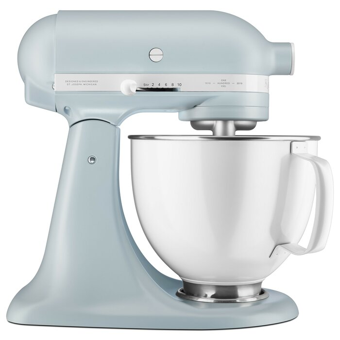 KitchenAid® Limited Edition Heritage Artisan® Series Model K 5 Quart  Tilt-Head Stand Mixer