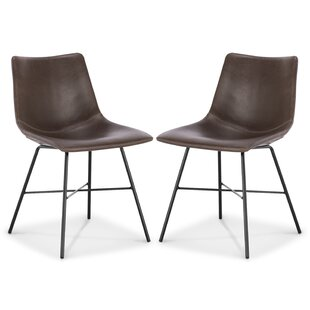 Laureen Upholstered Dining Chair (Set of 2)