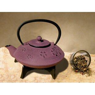 Tetsubin 0.81-qt. Kamakura Teapot