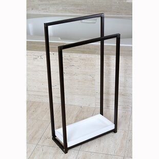 Oil Rubbed Bronze Towel Stands Youll Love Wayfair