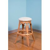 Wixom 24 Swivel Counter Stool by Bay Isle Home