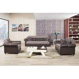 Albaugh Full 94 Tight Back Convertible Sofa by Rosdorf Park