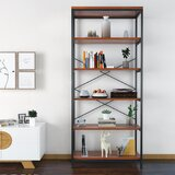 Saltsman Etagere Bookcase by 17 Stories