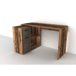 L-Shape Executive Desk By FMD