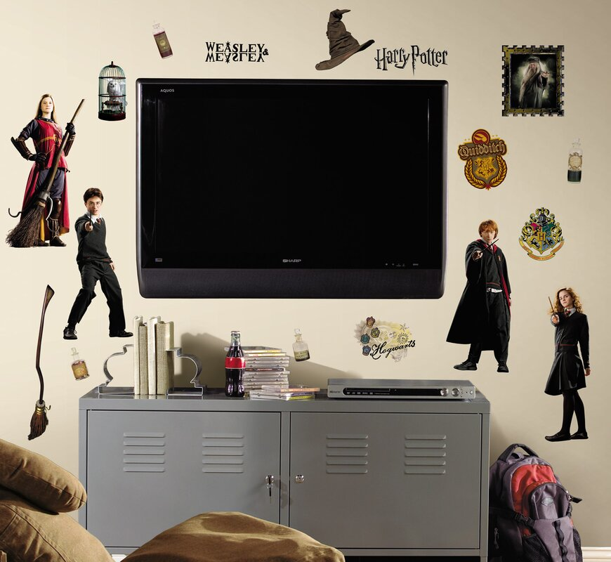Delicieux Harry Potter Wall Decal