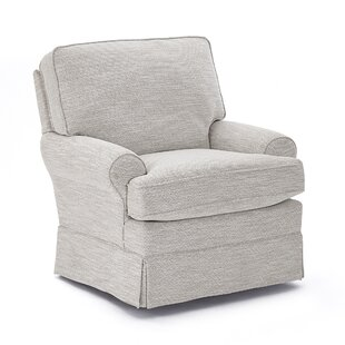 Darby Home Co Alleman Swivel Armchair