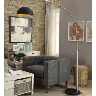 Best Deals 82 LED Arched Floor Lamp By Anthony California