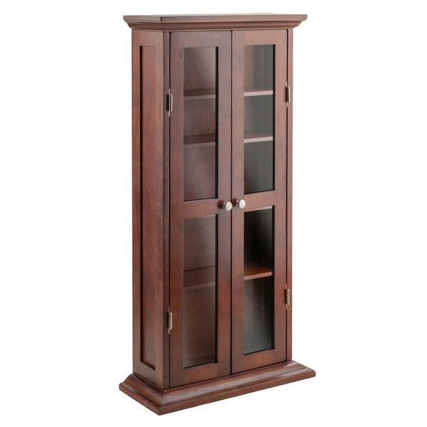 Mission Style Cd Cabinet | Wayfair