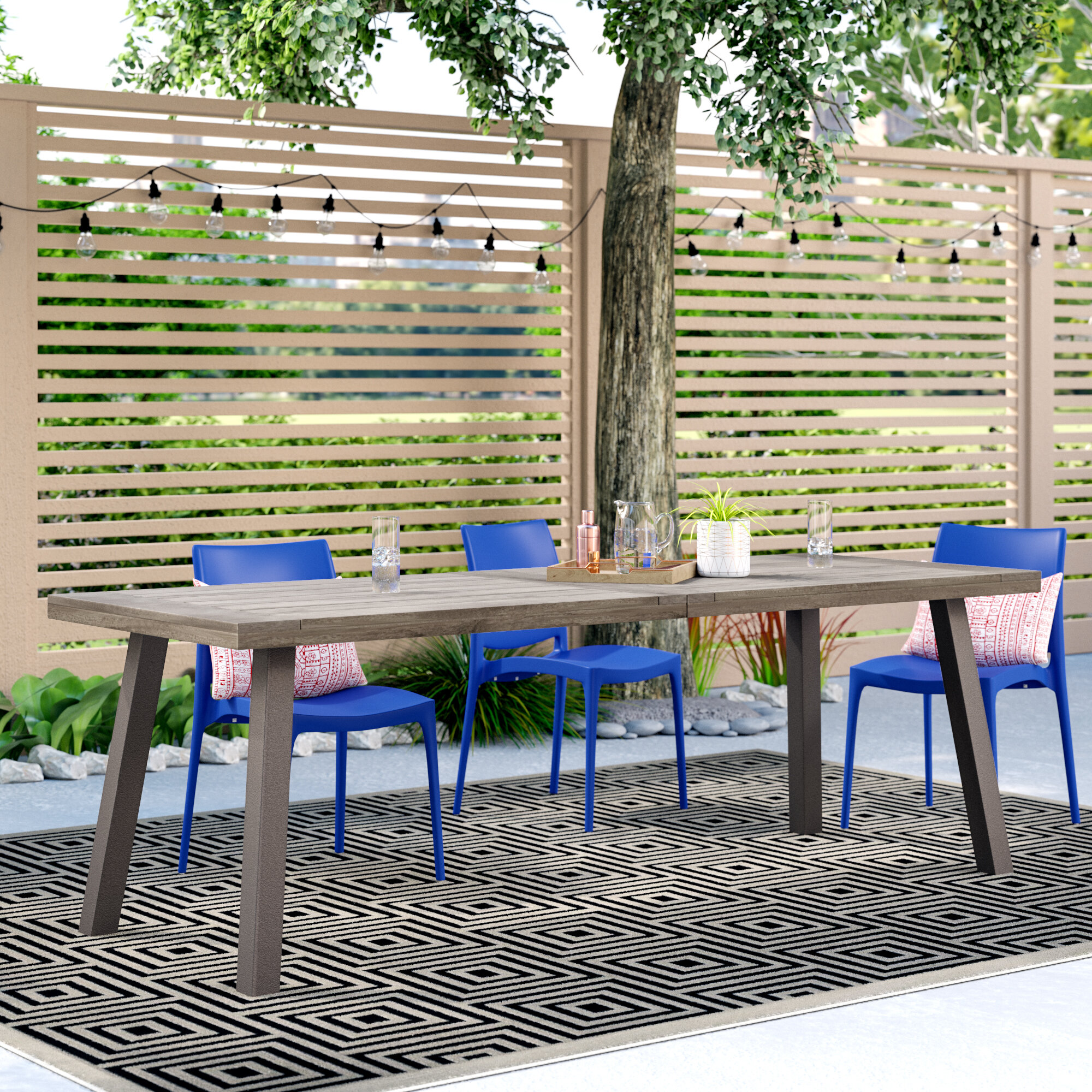 Patio Dining Tables You Ll Love In 2020 Wayfair