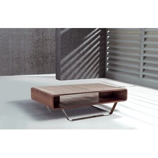 Stepp Coffee Table with Tray Top