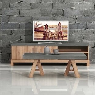 Union Rustic Regent Coffee Table