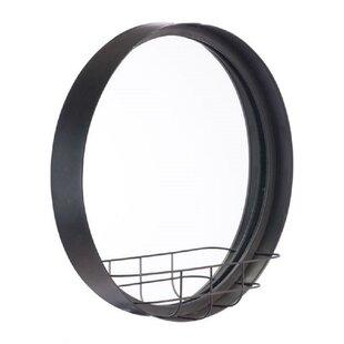 Williston Forge Mckinstry Bradley Accent Mirror