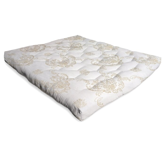 Alwyn Home 7 Cotton Futon Mattress