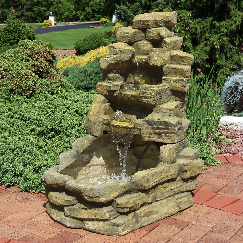 Gilberto Fiberglass Fountain