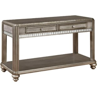 Rosdorf Park Cragmont Wooden Console Table