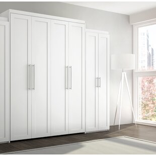 Wrought Studio Entiat Murphy Bed