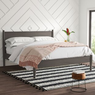Eisen Platform Bed by Mercury Row