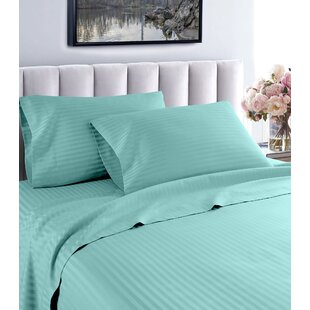 Wayfair Striped Sheets Pillowcases You Ll Love In 2021